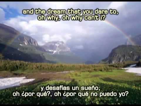 Israel Kamakawiwo' Ole-Somewhere Over The Rainbow (Subtitulada al Español)