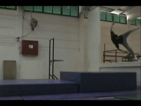 Parkour FreeRunning Urban Ninjas