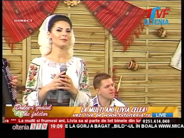 Livia Celea si Taraful lui Streata - O poveste am sa va spun - Live 2013