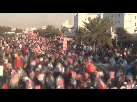 #Bahrain: Anti-government Protest 15 feb 2014