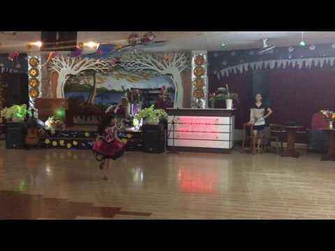 Tập nhảy dance sport 2