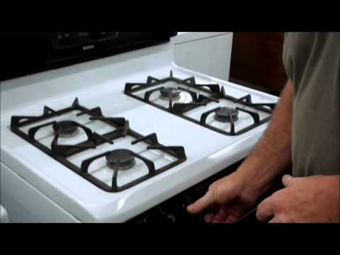 Quick Fix For No Tick Gas Stove How To Get Your Stove Burner Working When I