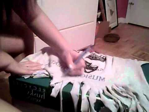 T-Shirt Cutting 101 (Episode 2)