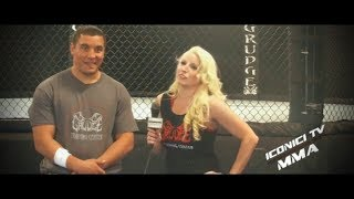 Pat Barry Interview Iconici Tv MMA Teaser