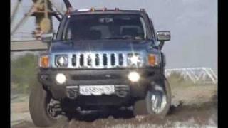 Тест-драйв Hummer H3