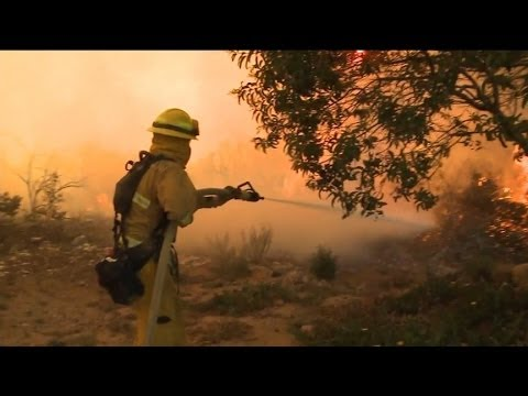 Southern California Inundated With Wildfires