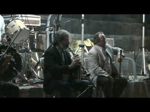 ΠΕΤΡΙΛΙΑ Σόλο κλαρίνο Τσιαχρής Απ  (Live στην Κρανιά)