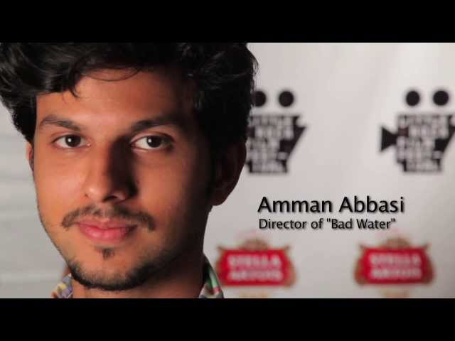LRFF2013: An interview with Amman Abbasi  director of Bad Water
