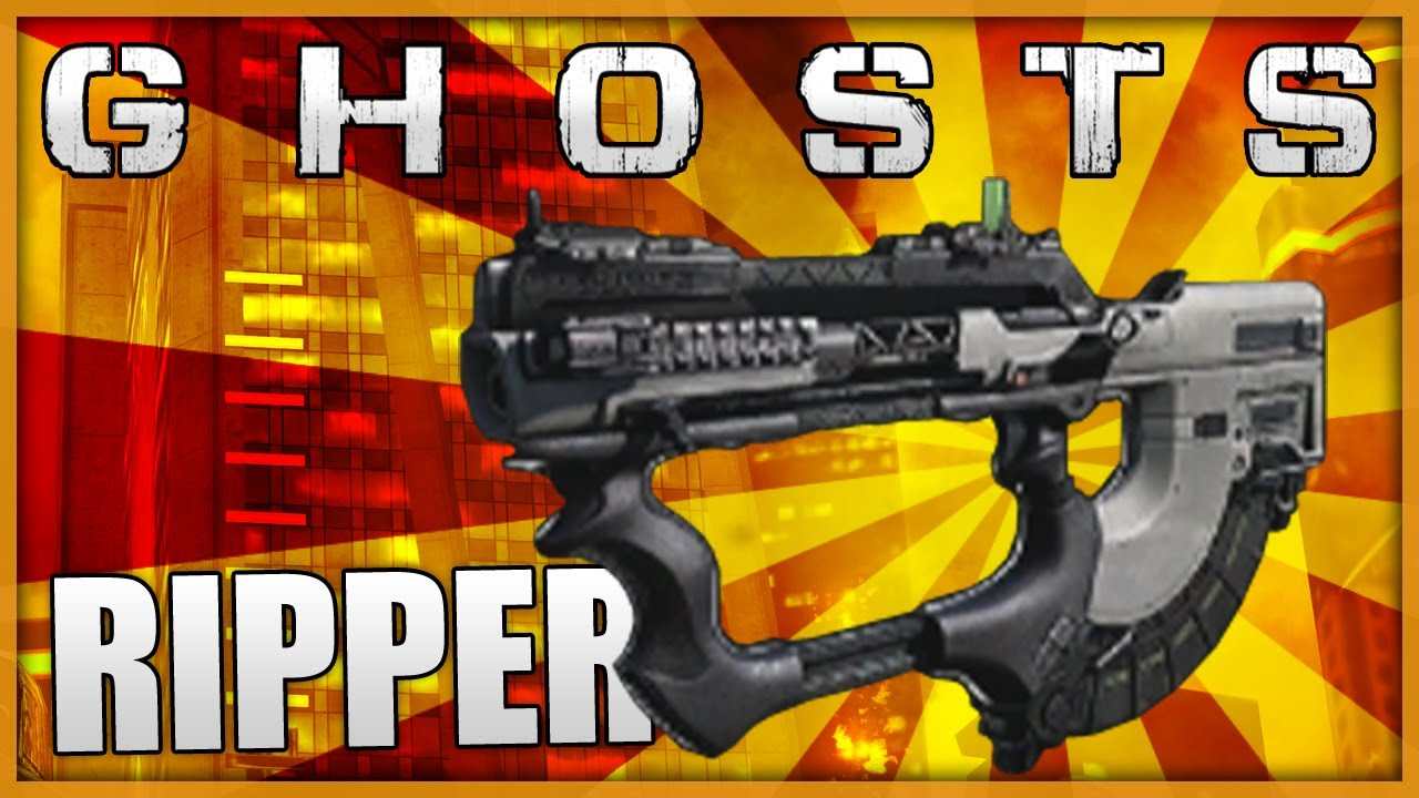"CoD: Ghosts Live - ""Ripper"" Multiplayer Gameplay ... Cod Ghost Devastation Ripper"