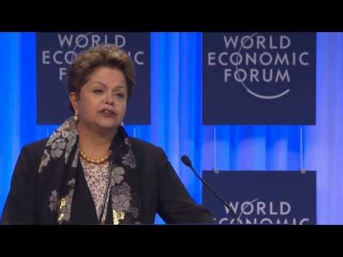 Davos 2014 - Special Address by Dilma Rousseff