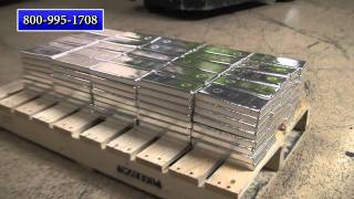 A Ton Of Silver Bullion Coins And Bars