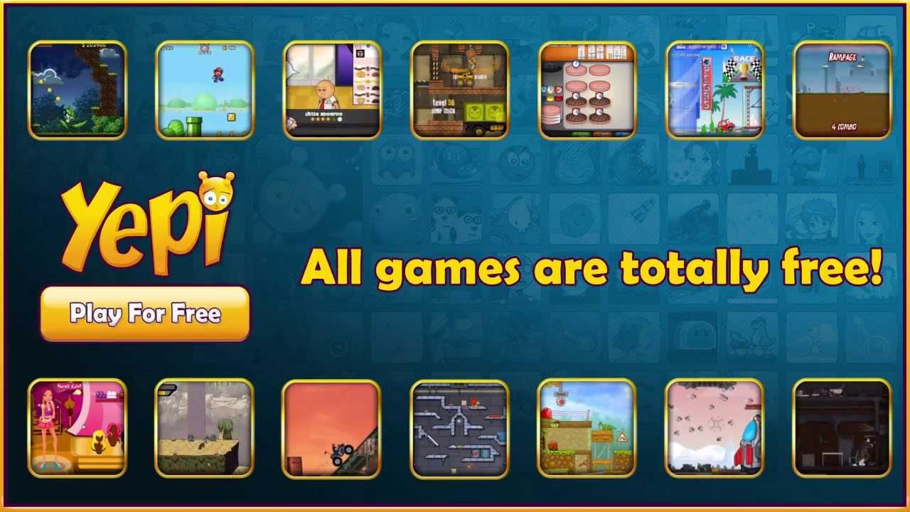play free games free online yepi