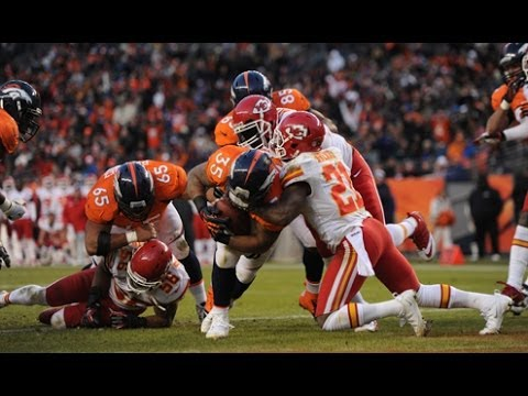 2013 NFL Week 11 Highlights: Peyton Manning leads Denver Broncos vs Kansas City Chiefs