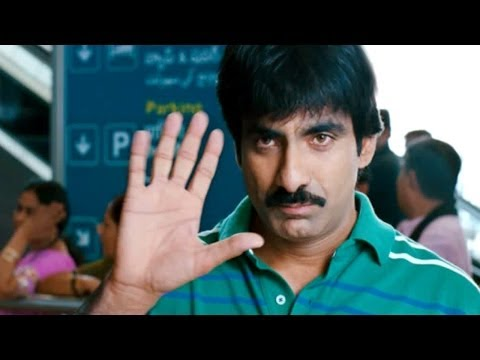 Nippu Scenes - Sri Ram Came From Dubai - Ravi Teja, Sri Kanth