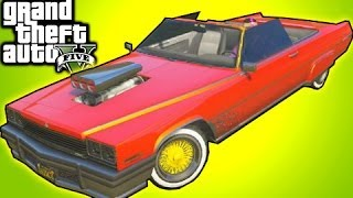 GTA 5 Online Rare Car Albany Manana Location (GTA V Tips