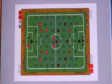 Juego de mesa futbol dice gol youtube for Juego de mesa de futbol