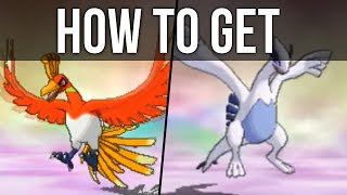 How To Get Lugia And Ho-oh In Pokémon Omega Ruby And