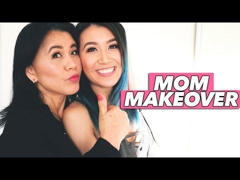 MOM MAKEOVER + asian mom advice lol