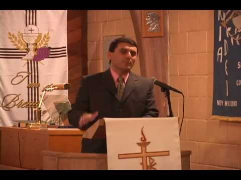 Consequences Of Fear - Armenian Sermon