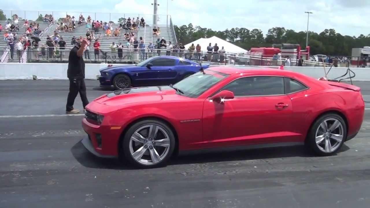 Cts V Vs Zl1 Vs Shelby Gt500 | Autos Weblog