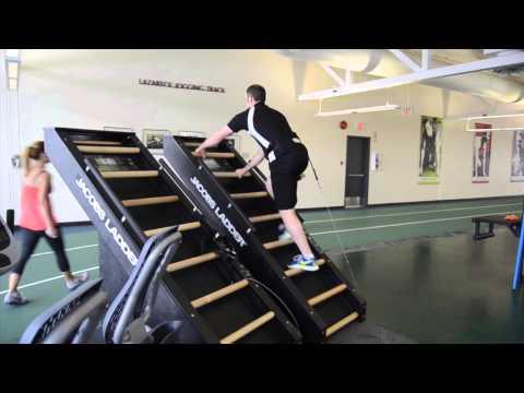 Rady Fitness Exercise Spotlight - Jacob's Ladder