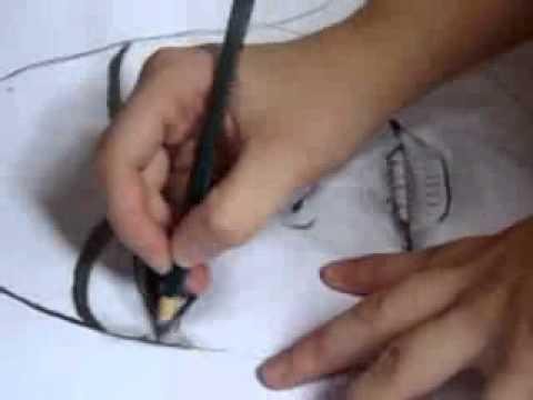 Desenho a Grafite de Juliana Paes