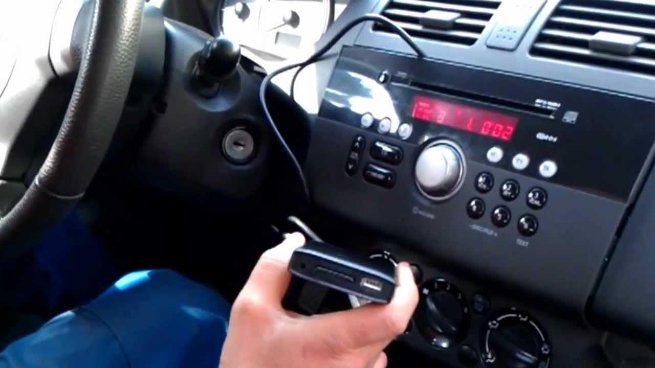 Cd эмулятор для Suzuki Swift Usb и Aux Youtube