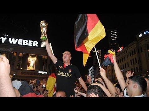 L'Allemagne sans pitié pour le Brésil