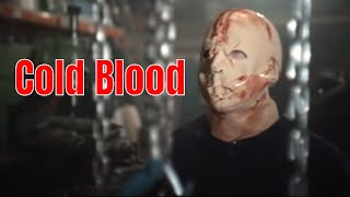 Cold Blood Short Horror Film 2010 (18+Horror)
