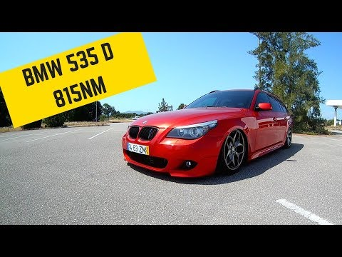 BMW 535D Power + Stance - Portugal Stock and Modified Car Reviews