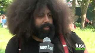 VIDEO: Reggie Watts at Bonnaroo