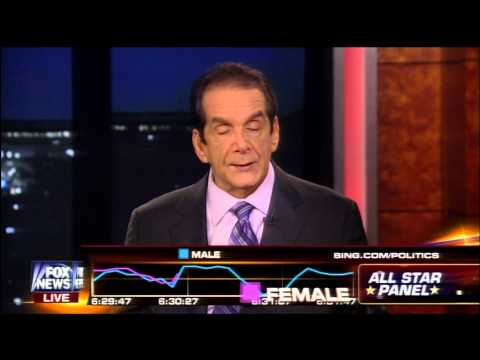 12/16/13 Krauthammer on NSA domestic phone data-mining being ruled unconstitutional