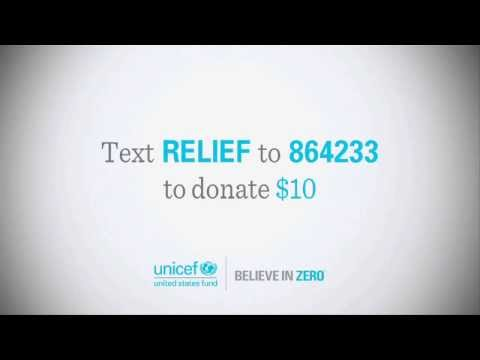 Spoelstra PSA - UNICEF Philippines Relief Efforts