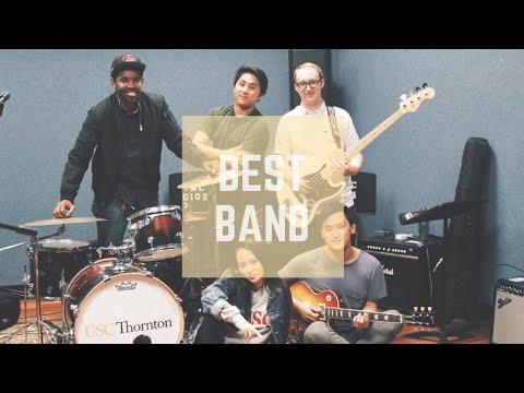 [Xuan Nghi] BEST BAND | ban nhạc THẦN THÁNH