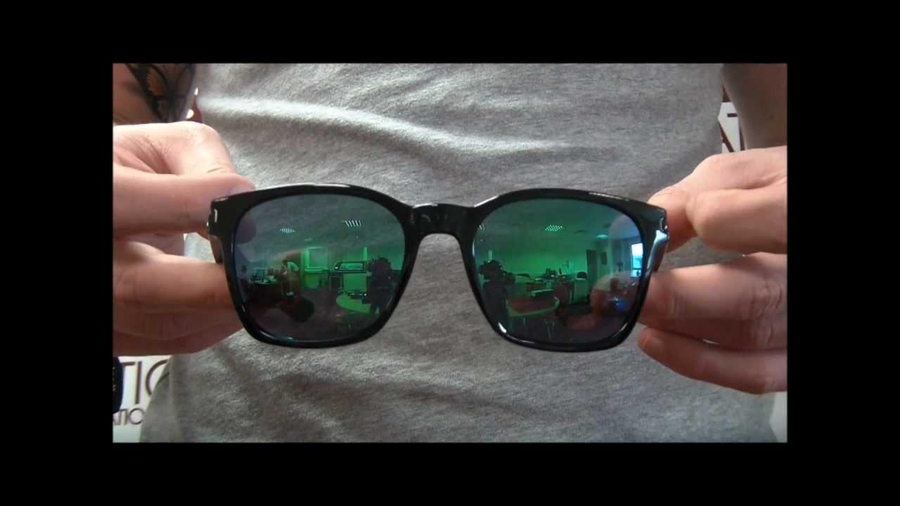 Oakley Garage Rock Sunglasses Review Oo9175 04 Youtube