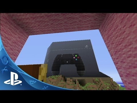 Minecraft Video Screenshot 1