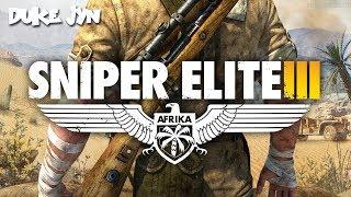 Sniper Elite 3 Pelicula Completa Español HD All Cutscenes