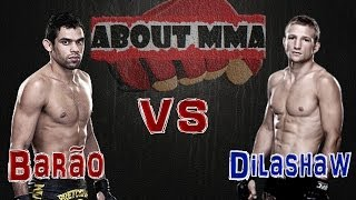 Renan Barão Vs T.J. Dillashaw UFC 173 Dillashaw é O No
