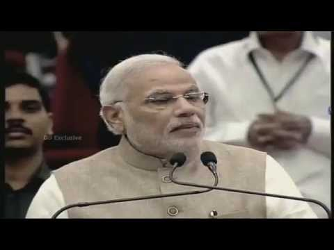 PM Narendra Modi's speech at the Launch of PSLV C23 from Sriharikota