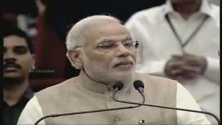 PM Narendra Modi's Speech At The Launch Of PSLV C23 From