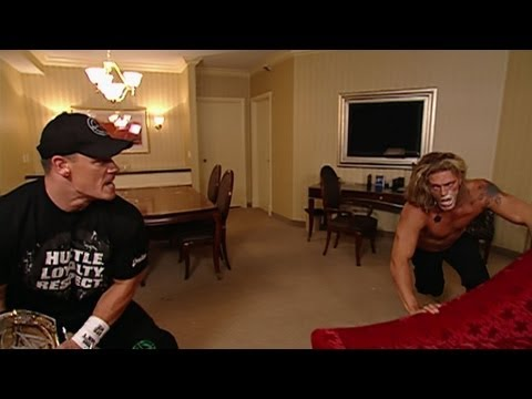 John Cena surprises Edge and Lita