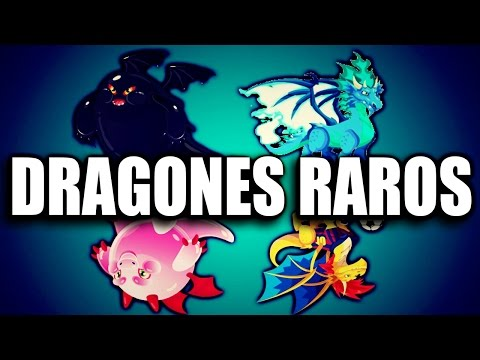 Dragon City Como Sacar Dragones Raros 2015 - YouTube