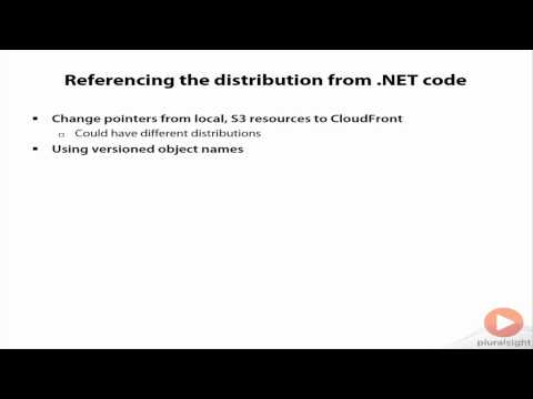 Referencing the distribution from .NET code