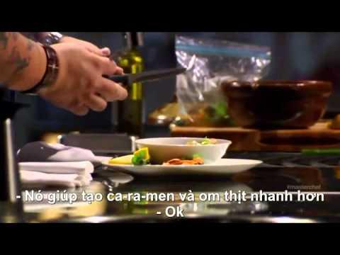 Phần thi rất xúc động của 'Vua đầu bếp' Christine Hà - MegaFun