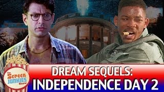 Dream Sequels: INDEPENDENCE DAY 2