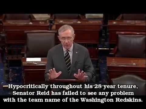 Harry Reid Skins Parody Song