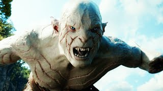 The Hobbit Desolation Of Smaug Trailer #3 Official 2013