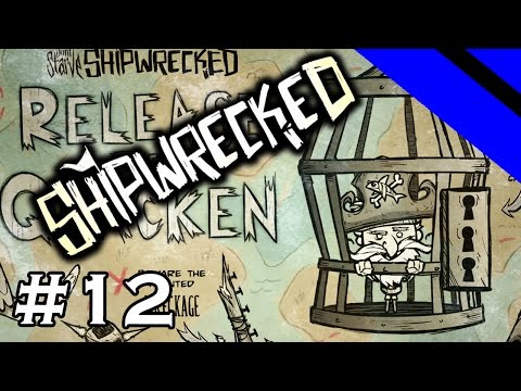 Volx Streams - Don't Starve Shipwrecked  - Part 12 (Early Access) [S5]