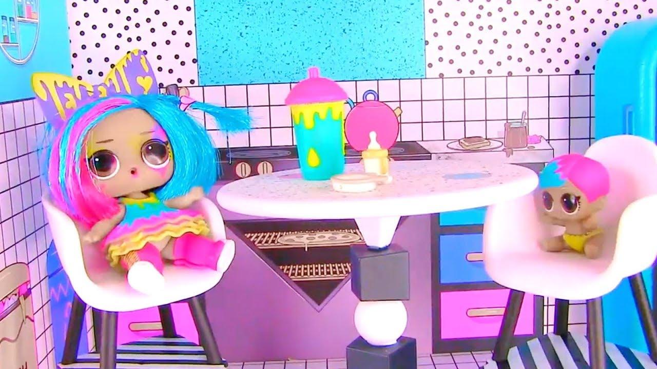 Куклы Лол Сюрприз в шаре 1 серия 548843