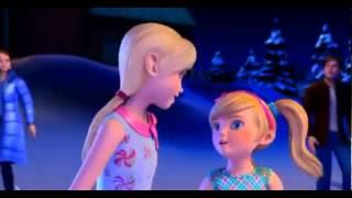 """Mariana Féo Dublando A Barbie No Filme """"Barbie Um Natal"""